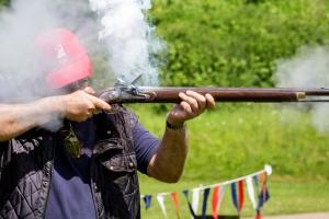 Charity shooting event raises £24,000