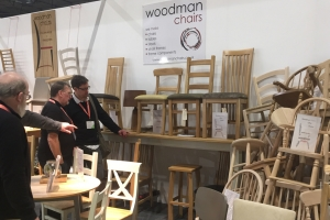 Why furniture retailers choose Woodman Chairs