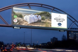 Silentnight declares war on plastic in ad campaign