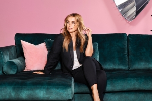 Harveys unveils celebrity partnership behind new collection