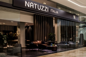 Natuzzi Italia opens fourth London store