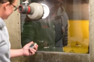 FIRA expands flammability laboratory