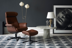 Conform's unique way with armchairs