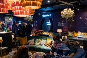 Alexander & James named Furniture News' Stand of the Show