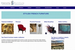 Thierry Talibon, Frenchy Furniture