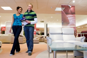 Furniture leads January's return to retail sales growth