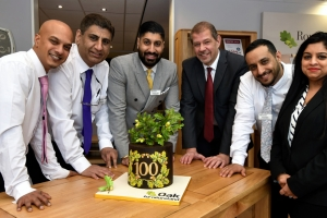 Oak Furnitureland opens 100th UK store