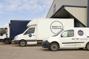 Paragon enables superior deliveries at Barker and Stonehouse