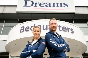 Team GB partners with Dreams