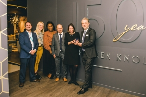Winner: The Furniture Awards 2019 (Upholstery Category)