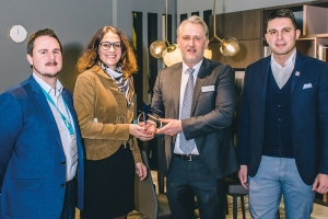 Winner: The Furniture Awards 2019 (Living & Dining Cabinet Category)