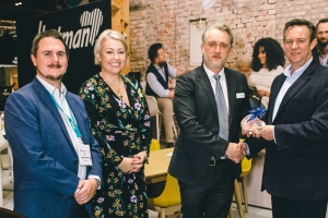 Winner: The Furniture Awards 2019 (Accents Category)