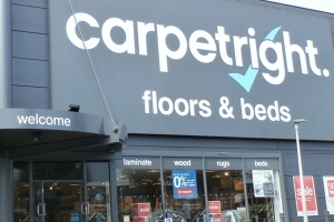 Carpetright reports improved Q4 sales