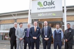 Oak Furnitureland opens refurbished Cambridge store