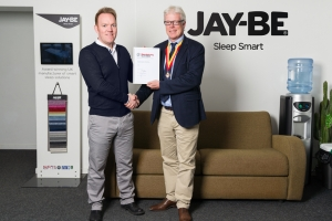 Jay-Be receives manufacturing accolade