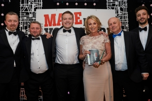 Duvalay wins regional manufacturing award