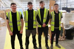 Westbridge apprentices near full employment