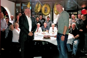 Greenwood toasts 1000th sales event
