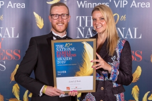 Land of Beds recognised at family business awards