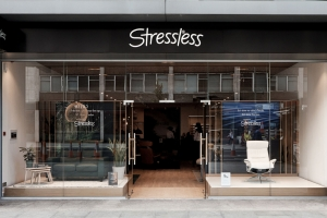 Stressless opens first UK brand store
