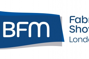 Rebrand for BFM's London Fabric Show