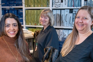 Richard Grafton Interiors prepares Wetherby showroom for launch