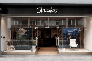 On location: Stressless, TCR