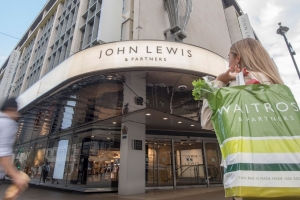 John Lewis MD to depart and Christmas sales dip
