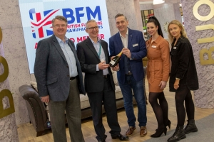 Buoyant takes BFM prize for logo display