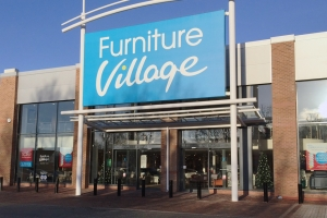 Furniture Village re-opens following lockdown
