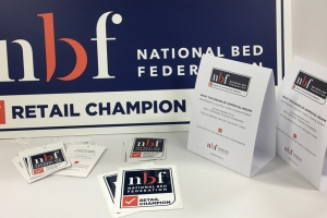 Bed retailers embrace new NBF champions scheme