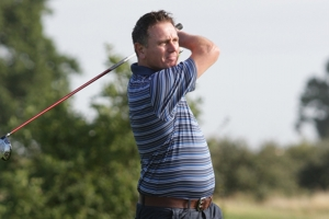 Socially distant golf day raises £10,000 for charities