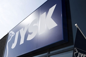 JYSK reports record turnover