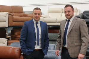 Furniture auction house succeeds against all odds