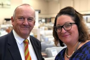 Lukehursts celebrates 50 years of business