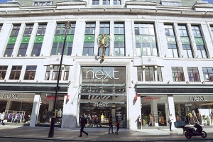 Robust online performance helps Next offset store closures