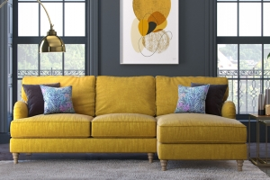 Buoyant Upholstery's uplifting approach