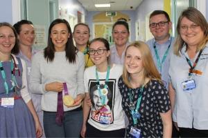 Sleepeezee donates £18k to children's hospital
