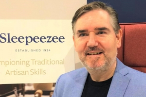 Sleepeezee appoints new commercial director