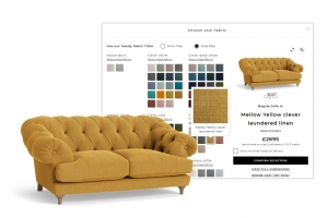 Loaf partners with Cylindo to introduce 3D product visualisation
