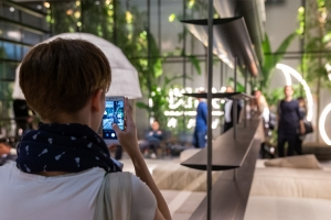 Milan fair reports visitor uptick