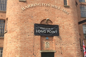 Out on the town – Long Point returns