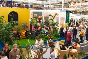 Decorex sees +10% rise in visitor numbers