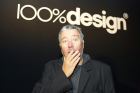 100% Design opened by Philippe Starck yesterday