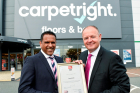 Carpetright fitters endorsed by Which?
