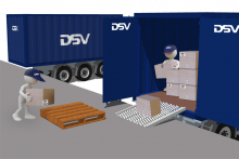 Delivery companies carry their clients' reputations, says DSV Solutions