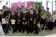 Winners of MakeIT! schools competition 2013 announced