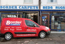 Border Carpets beds down with Christie-Tyler