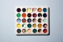 Colour in Context – deep terracotta