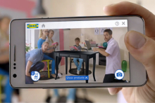 Ikea presents the furniture catalogue of the future